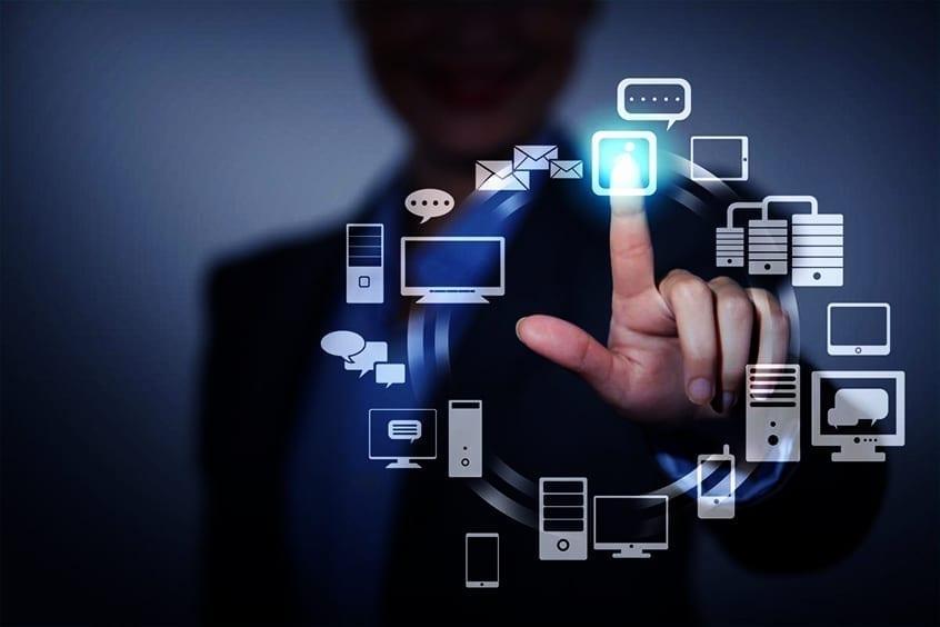 tecnologia e negócios